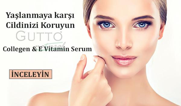 Gutto Collegen E vitamin serum