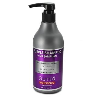 Gutto Purple Şampuan -  Mor Şampuan